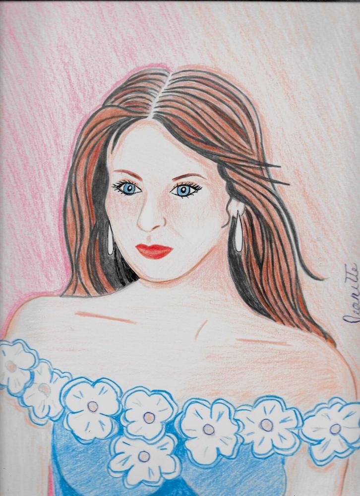 Shania Twain by Jeanette